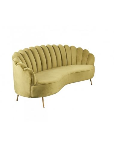 Sofa Conche 3 Plazas. Sofas y Sillones De Original Diseño