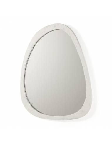 Espejo irregular de diseño. Olivenzo.es