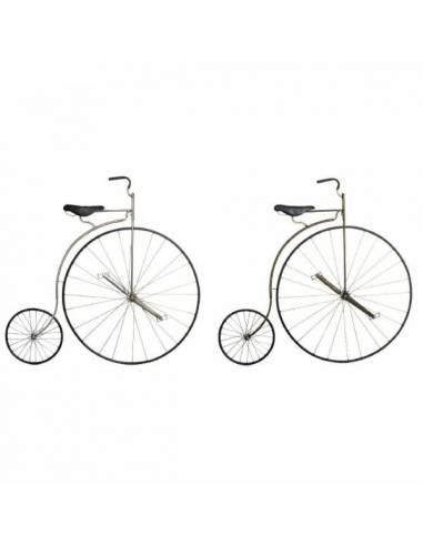 Divertida bicicleta de estilo retro para colgar. Un original diseño para decorar tu hogar.