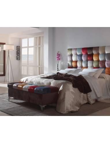 Venezia es vida y diseño: un modelo cuya combinación de colores llenará de estilo cualquier dormitorio