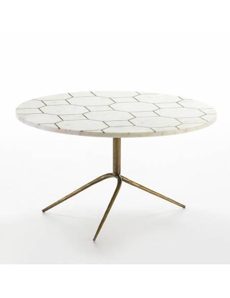 Mesa de centro marmol